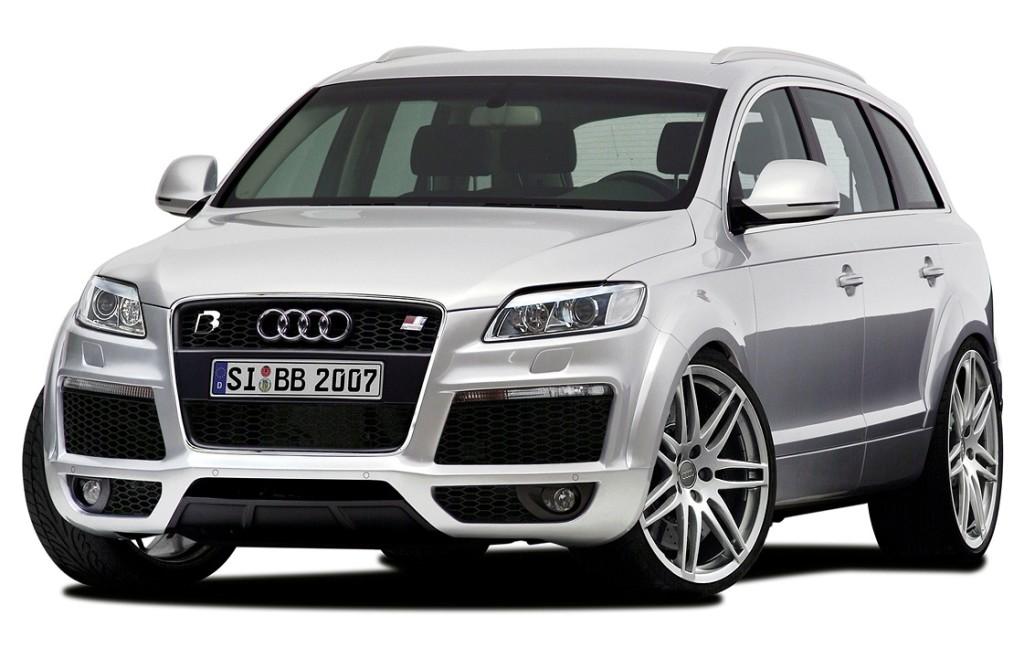 new car Audi Q7