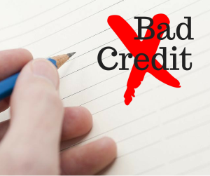 Automobile Financing with Bad Credit