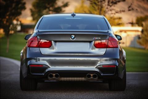BMW M3 Sports Car!