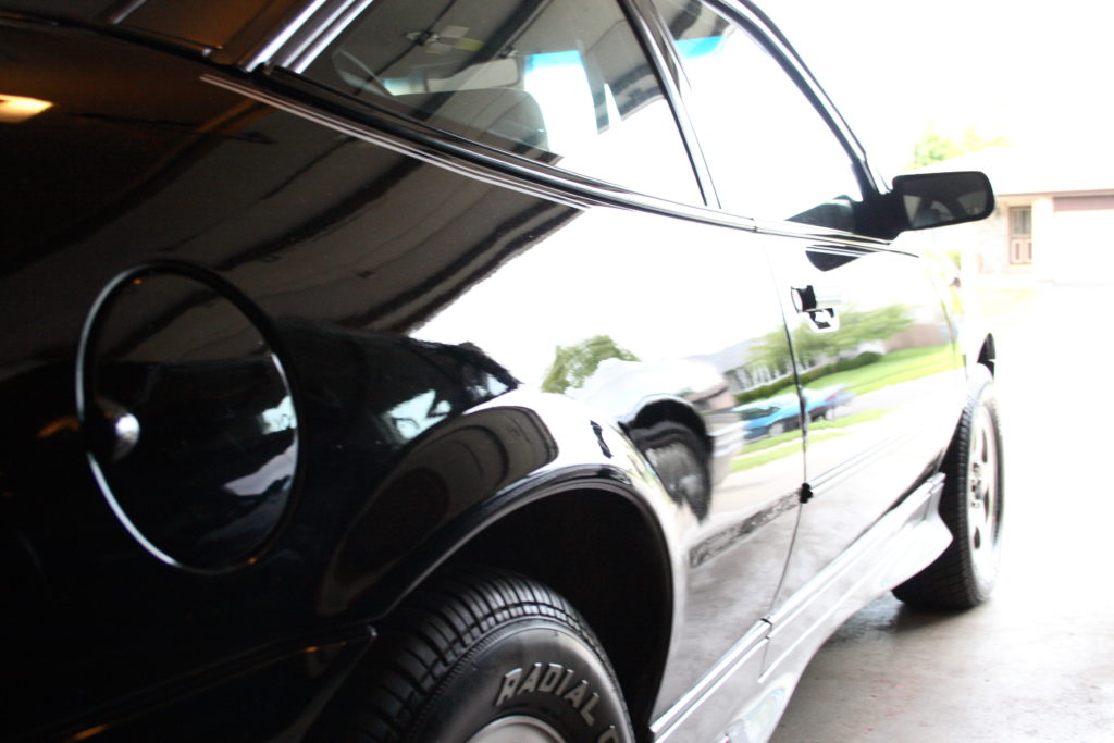 Used Black Car