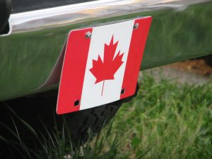 Canadian Plate