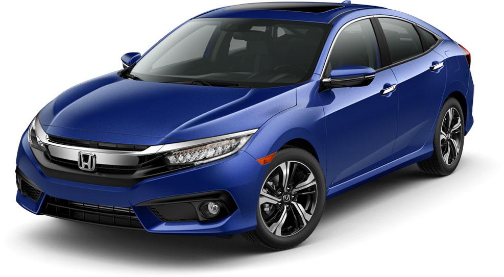 Honda Civic New Auto