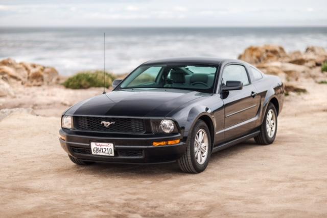 Brand New Mustang Car