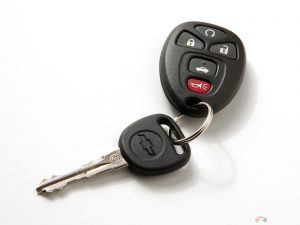 Chevrolet Used Car Keys