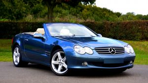 Mercedes-Benz Cabrio car loan