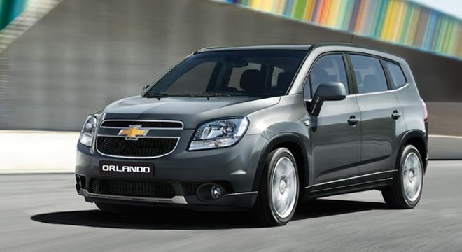 Chevrolete Orlando