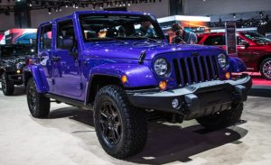 jeep financing offers