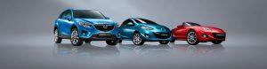 buying Mazda cars