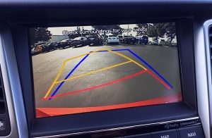 rear cameras for backing up