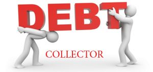 debt going to collections