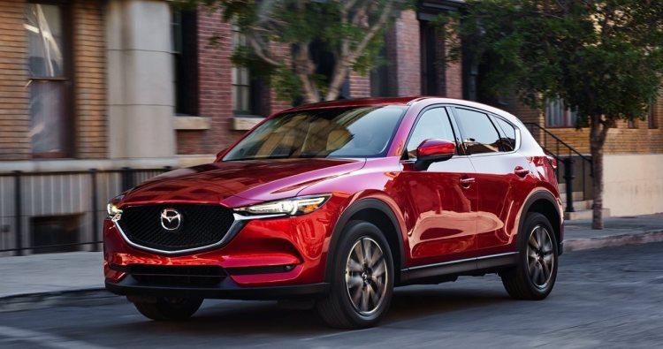 Mazda-CX-5-2017-front
